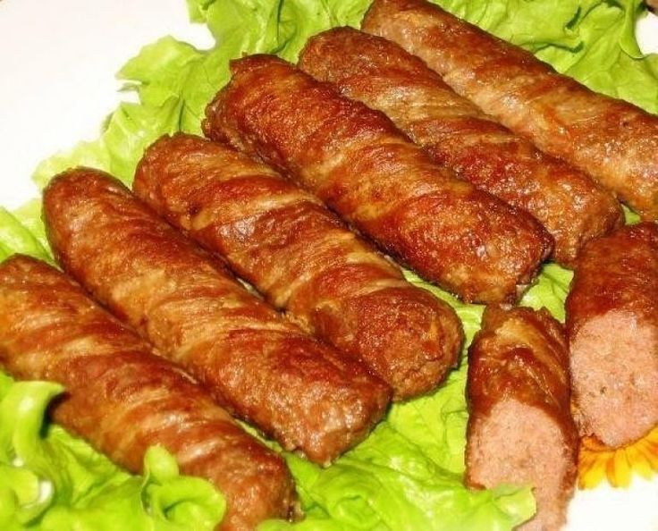КОЛБАСКИ «ЧЕВАПЧИЧИ» | Самые вкусные кулинарные рецепты