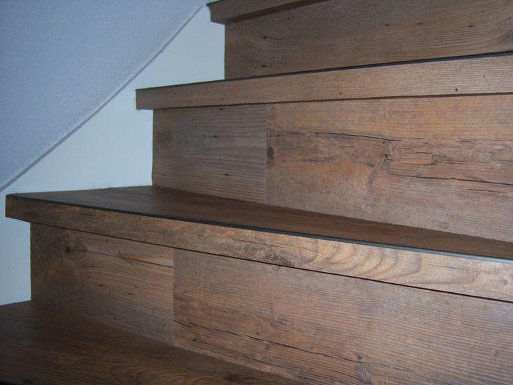G van den Berg » M-flor pvc stroken 1e verdieping en trap