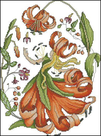 Hadas de las Flores - Septiembre