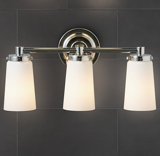 17 best images about bathroom lighting on pinterest bathroom lighting hallways and lighting Restoration bathroom lighting