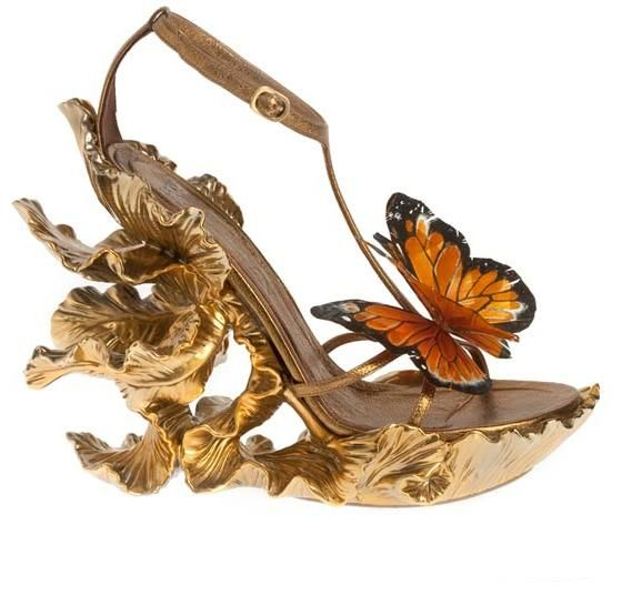 Shoes - Butterfly