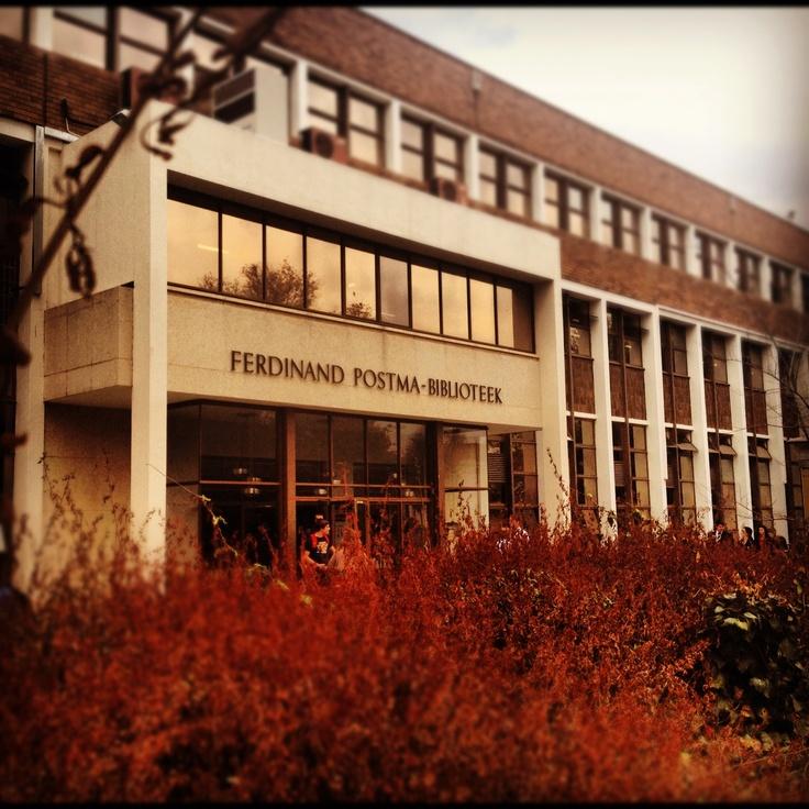 Ferdinand Postma biblioteek