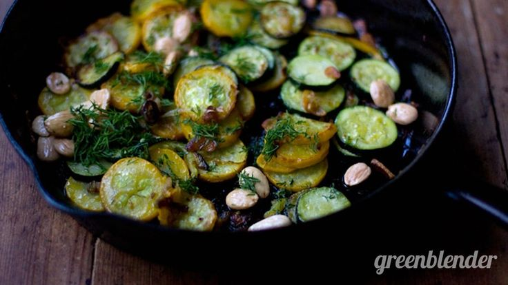 The Secret Health Benefits Of Zucchini by Green Blender
