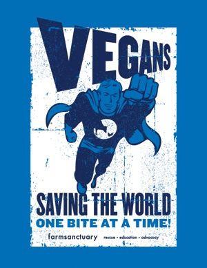 Saving or destroying the world with our food choices. Make the right choice.: Vegetarian Vegans, Funny Vegans, In Vegans, Go Vegans, Animal Welfarevegetarianvegan, Vegans Stuff, Things Vegans, Super Heroes, Vegans Superhero