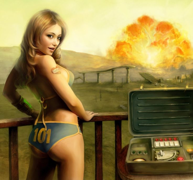 art,арт,geek,Прикольные гаджеты. Научный, инженерный и айтишный юмор,Fallout 3,Игры,Fallout,фаллаут приколы,Fallout art