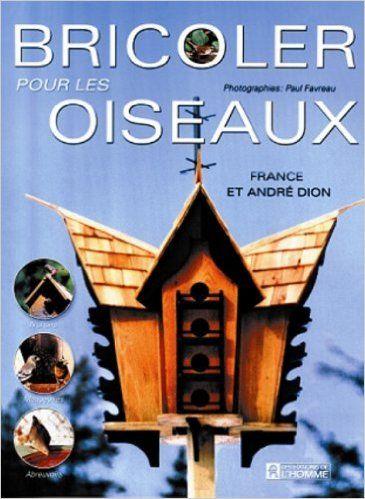 Bricoler pour les oiseaux: Amazon.ca: André Dion, France Dion: Books