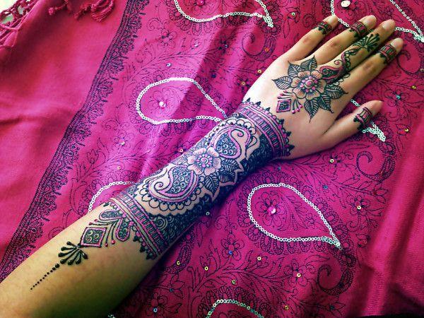 Bridal Mehndi Johannesburg : Images about henna designs colourful on pinterest