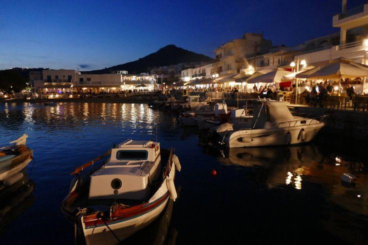 Piso Livadi @ Paros island , Greece !!!