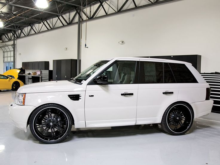 She loves white range rovers and as long as she gets the 500HP Supercharged one I am ok with that too hahah