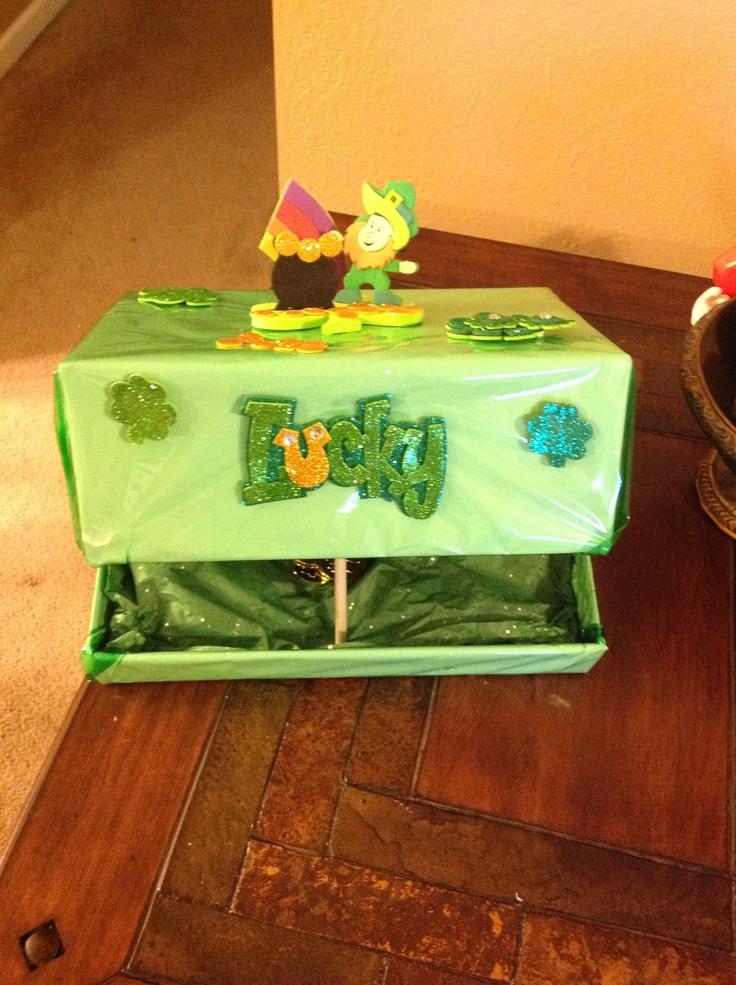 how to make a trap to catch a leprechaun