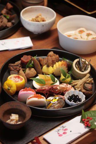 Japanese Osechi dish