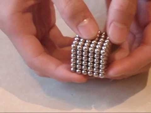 ▶ Neocube: How to make the cube  ~ Seed Bead Tutorials