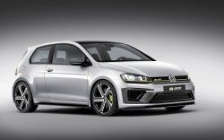 VW Golf R 400 – Power-Golf für Peking