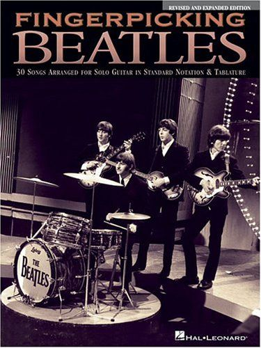 Bestseller Books Online Fingerpicking Beatles and Expanded Edition: 30 Songs Arranged for Solo Guitar in Standard Notation and Tab (Finger Style Guitar) The Beatles $13.59