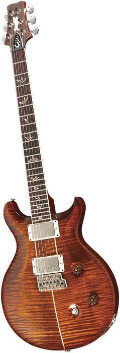 PRS Santana Signature Model Electric Guitar Black Gold | Musician's Friend