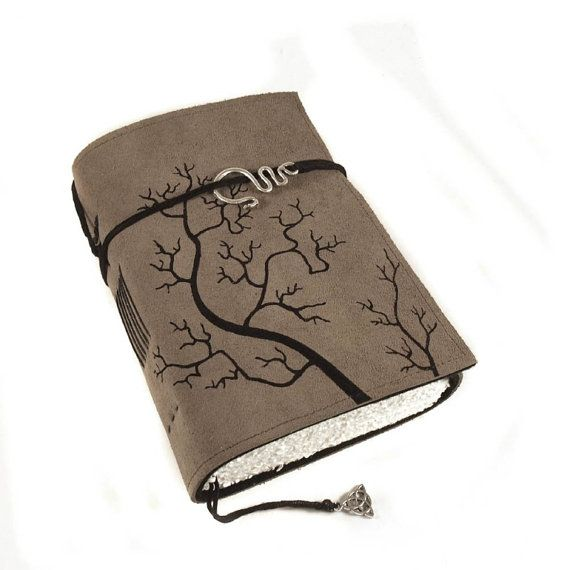 Tagebuch Journal  Gästebuch Notizbuch Roots von Kreativlink auf Etsy