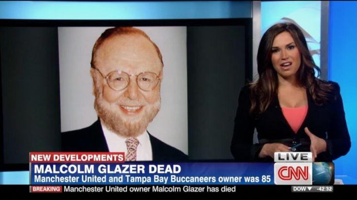 Erin Hawksworth on the passing of Malcolm Glazer.