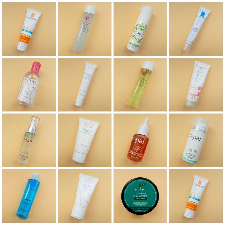June Skincare Shake Up 2016, feat. La Roche-Posay, B., Skincere, Bioderma, Avene, Balance Me, Pai and Sukin. Great recommendations for skincare for sensitive skin and rosacea // Talonted Lex
