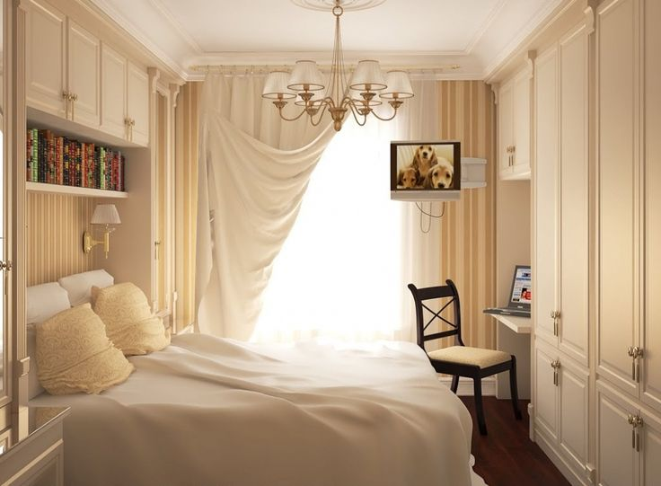 9clever ideas for asmall bedroom