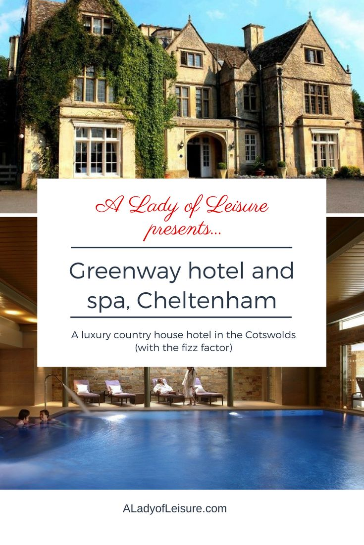 Pampering and champagne go hand in hand at this luxury country house hotel