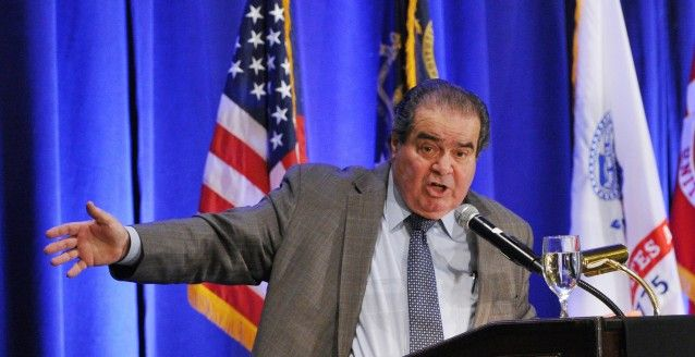 Justice Scalia Explains What Was Wrong With The Ferguson Grand Jury | ThinkProgress | I despise Scalia, but he's right on point about this. Click to read and share full article. 11/26