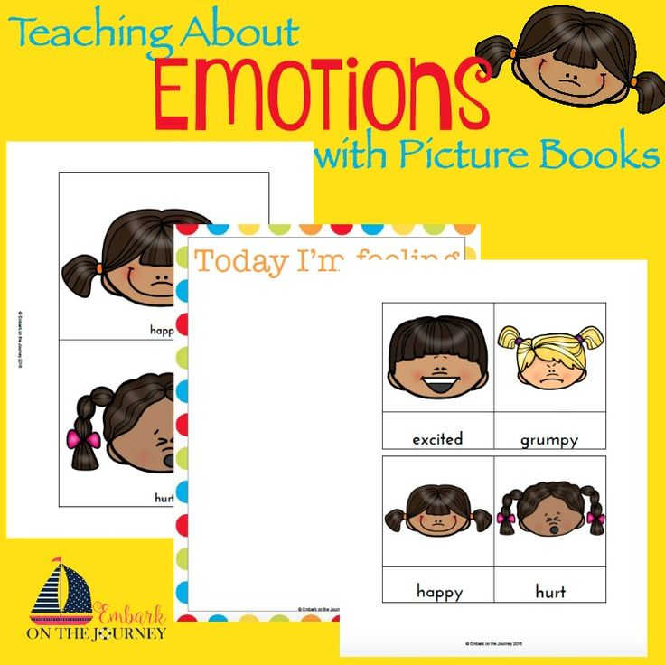 FREE Printables and Activities on Feelings and Emotions | Homeschool Giveaways