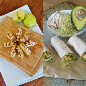 Quick Healthy Snacks with Natalie Jill