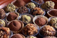 Как приготовить конфеты ручной работы (трюфели)  - рецепт, ингридиенты и фотографии