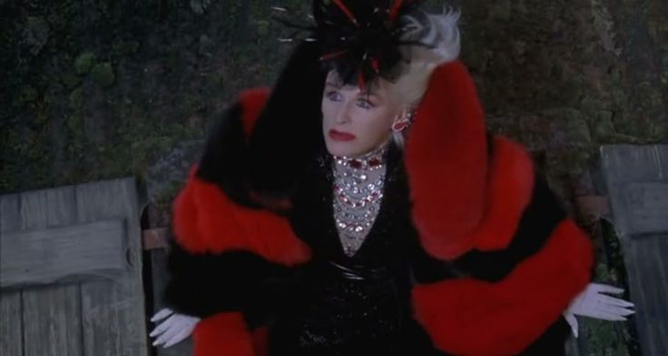 102 Dalmatians. Dyed fox fur coat. | Costumes | Pinterest ...