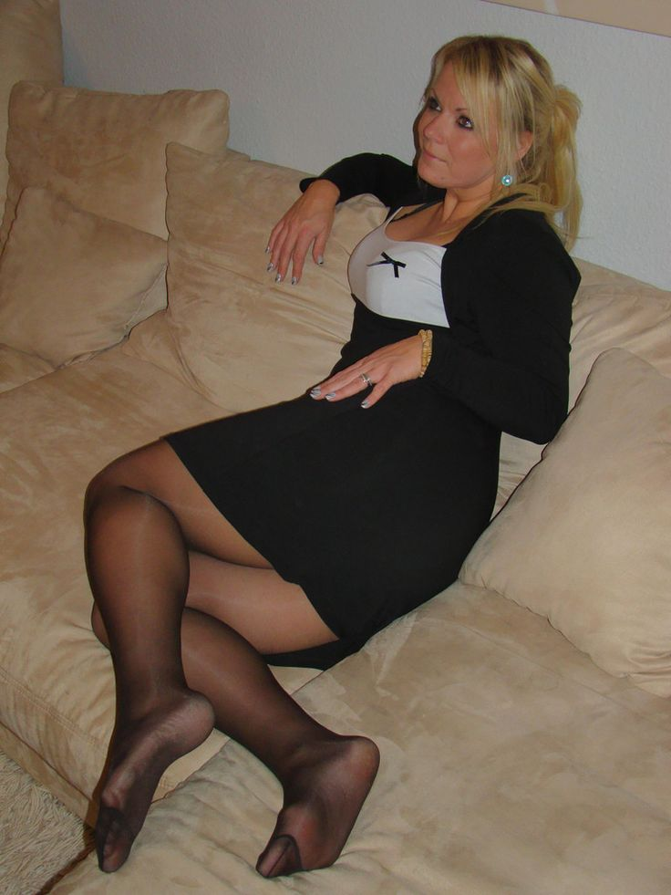 Milf And Mature Sex In Nylons 45