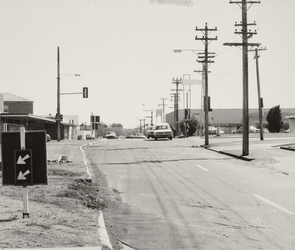 Atkinson Avenue, Otahuhu, 1981.