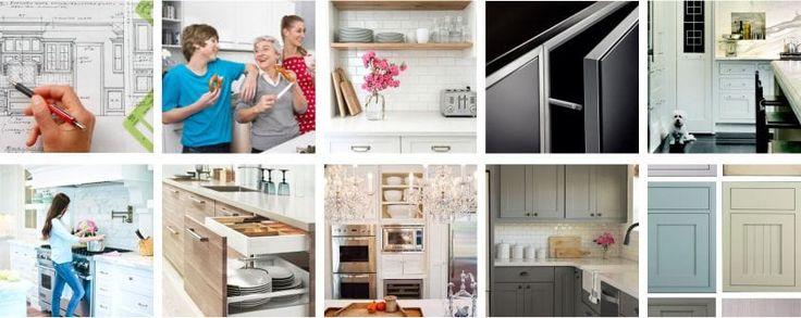 Главное правило при выборе и планировании кухонного гарнитура: раковина, рабочая зона, плита и холодильник должны стоять в удобной близости друг от друга.