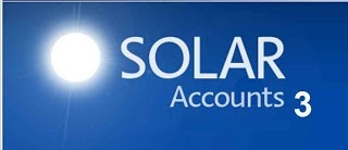 Solar Accounts is a simple accounting software package designed for self-employed individuals and small business. End the frustration of tax returns by knowing your exact financial position at the end of each month. Stop wasting time sifting through receipts and paperwork by having instant access to your financial records. Get paid faster by tracking who owes you money and producing professional invoices and statements.