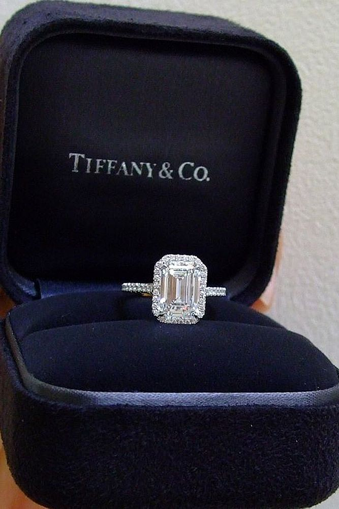 18 Most Loved Tiffany Engagement Rings ❤ See more: http://www.weddingforward.com/tiffany-engagement-rings/ #wedding #engagement #rings anillos de compromiso | alianzas de boda | anillos de compromiso baratos http://amzn.to/297uk4t