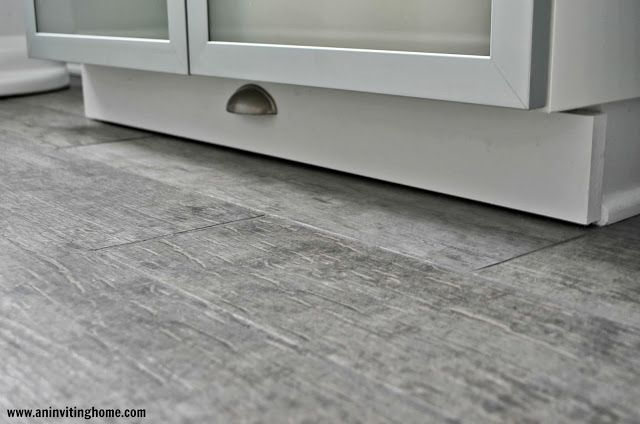 Ikea Hack Pull Out Step Stool Under Cabinet Love The Gray