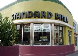 Albuquerque Restaurants on Diners, Drive Ins and Dives: Standard Diner