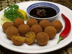 Bola2 ikan dan kentang Indische visballetjes - Kokkie Slomo