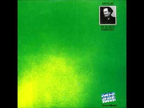 Luis Alberto Spinetta/Pescado Rabioso - Artaud (Álbum completo)