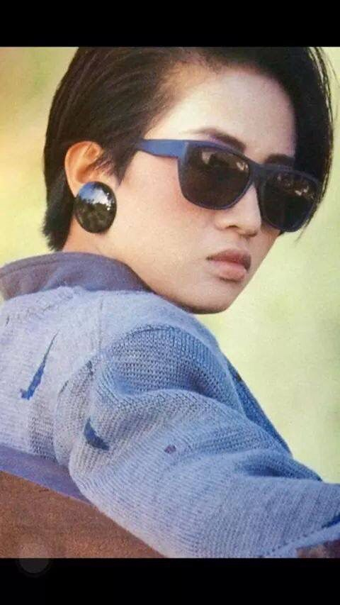 Anita Mui, 1980s