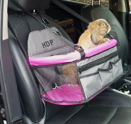 Make Every Ride More Enjoyable With The HDP Deluxe Lookout Dog Cat Small Animal Booster Car Seat Because Your Furry Pal Loves To Look Out Window