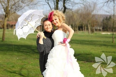 GÜN&AY Backstage  #gelin #gelinlik #dugun #wedding  #bride #weddingdress #weddinggown