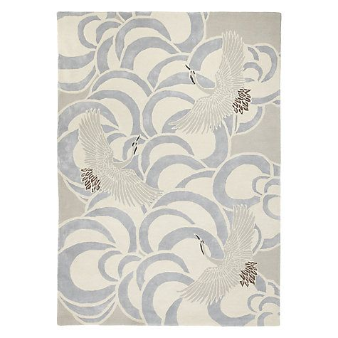 Buy Wendy Morrison for John Lewis Flamingo Clouds Rug, 240 x 170cm Online at johnlewis.com