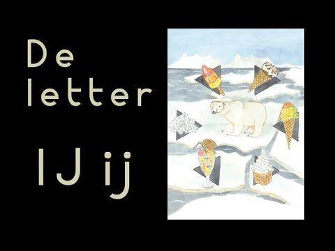 abcKRINGBOEKJE De letter IJ - YouTube