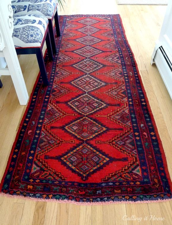 Tips for buying rugs on Ebay and online