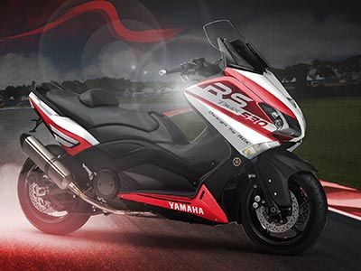 Tmax RS : AD Koncept rhabille le maxi-scooter