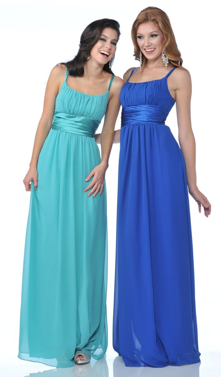 The 25 best royal blue bridesmaids ideas on pinterest royal lovely high waist bridesmaid dress spaghetti straps mint green royal blue 5 colors ombrellifo Image collections