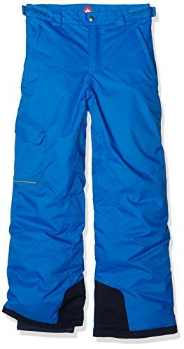 awesome Columbia Bugaboo Pant Pantalon de Ski Mixte Enfant, Super Blue/Collegiate Navy, FR : XL (Taille Fabricant : XL)