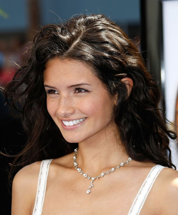 Alice-Greczyn makeup for olive skintones
