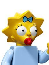 Series #Simpsons 2 - Maggie and Santa's Little Helper