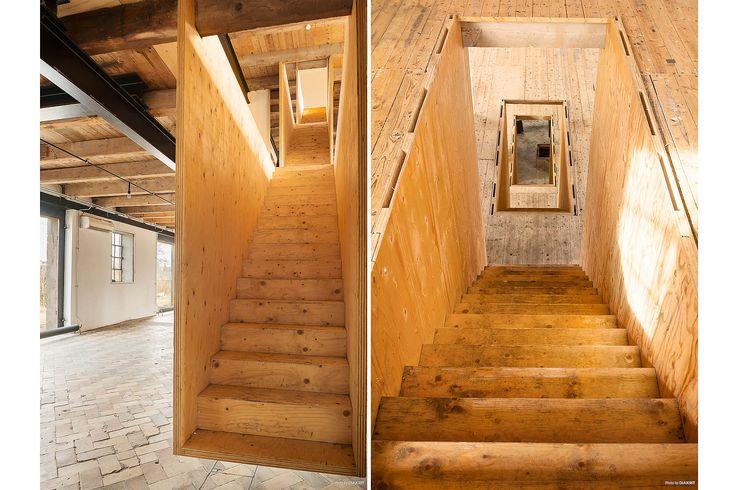 Svävande trappor
